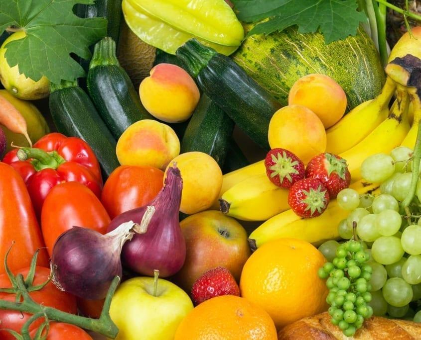Frutta e verdura a milano