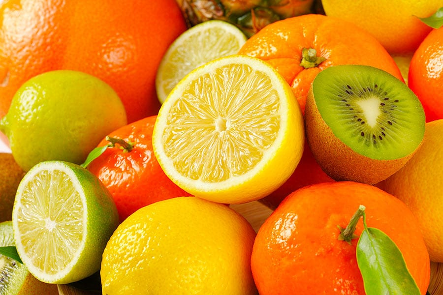 Benefits of consuming fruit in the colder months