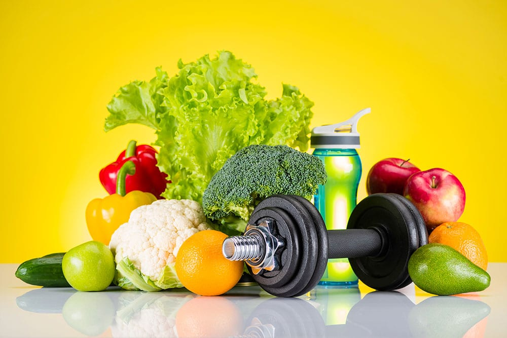 Best fruits and vegetables for athletes