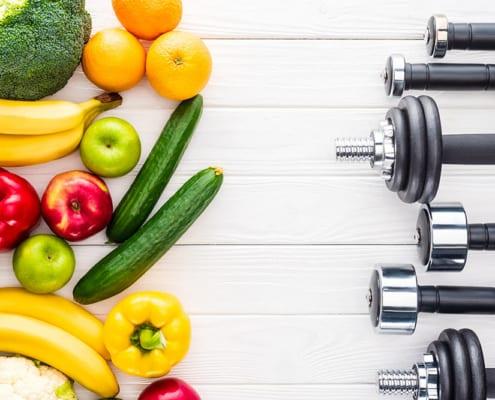 La frutta e la verdura per lo sport… quale scegliere