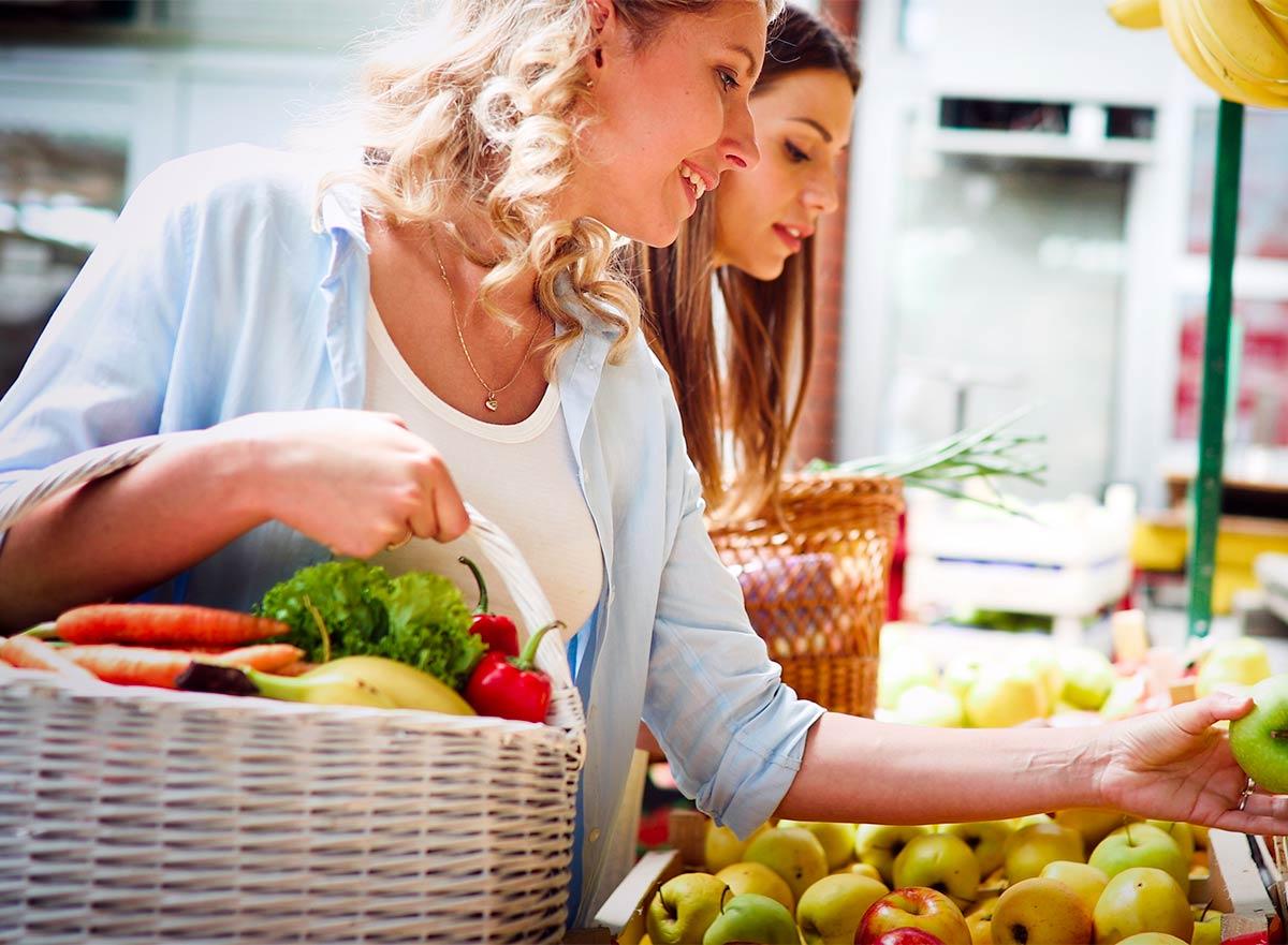Perchè mangiare più frutta e verdura di stagione?