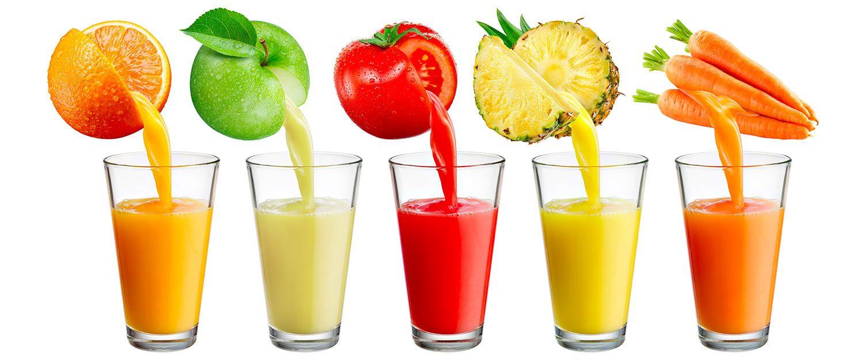 Frutta e verdura idratanti naturali in un estate calda